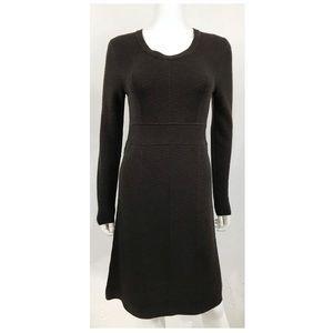 Peruvian Connection   Pima Cotton Sweater Dress S